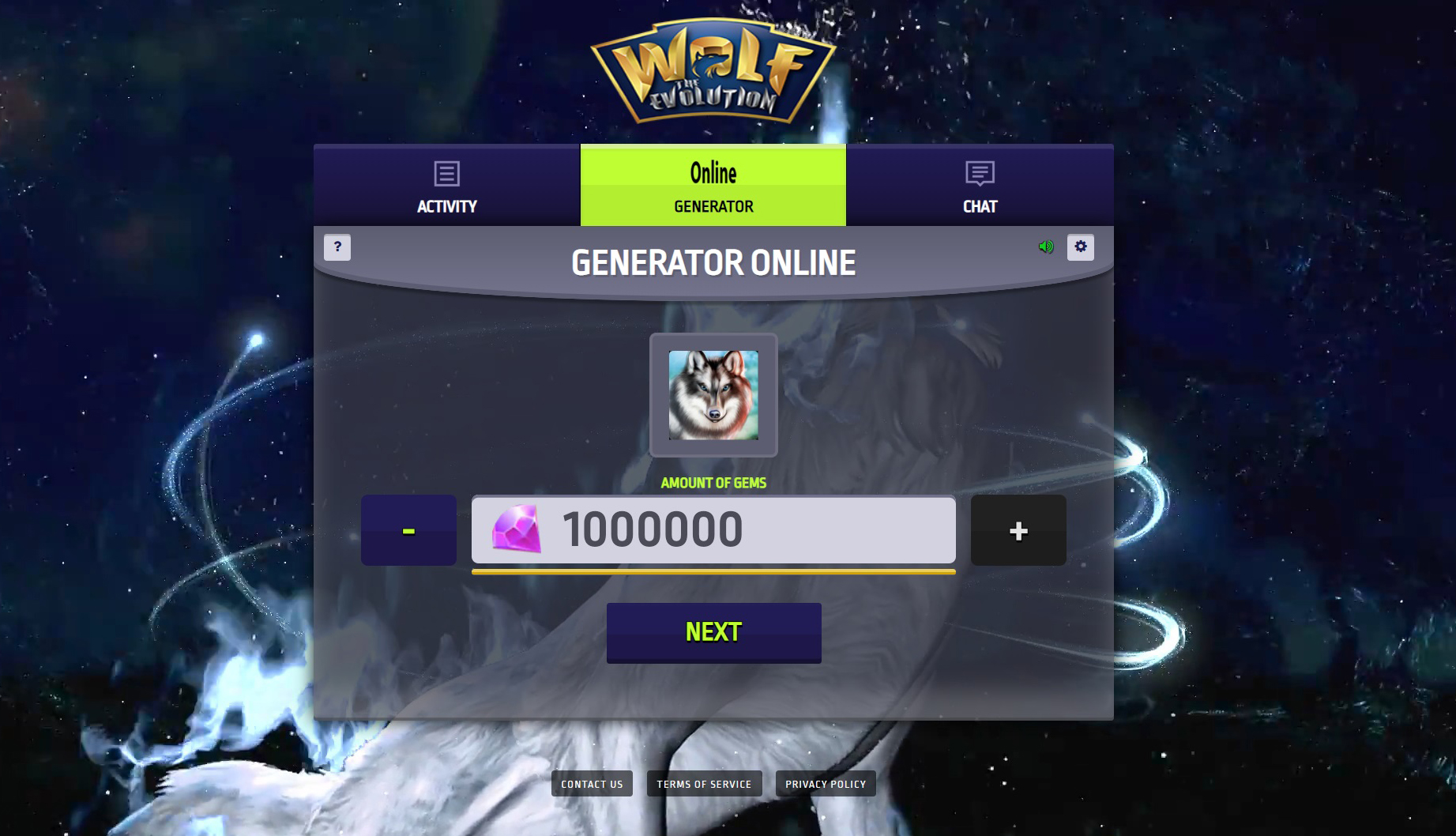 wolf-the-evolution-hack